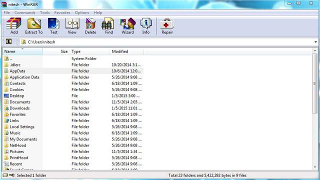 download winrar for windows xp 32 bit free