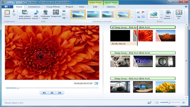 movie maker download pcriver