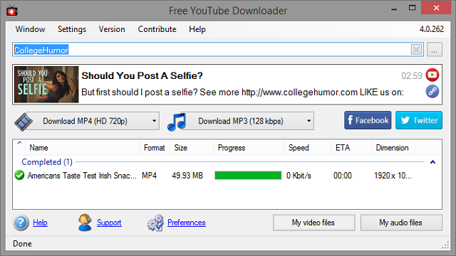 Free youtube hd video downloader pcriver free youtube videos downloader ccuart