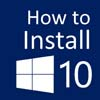 how-to-install-windows10