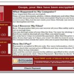 How to prevent Wannacry Ransomware