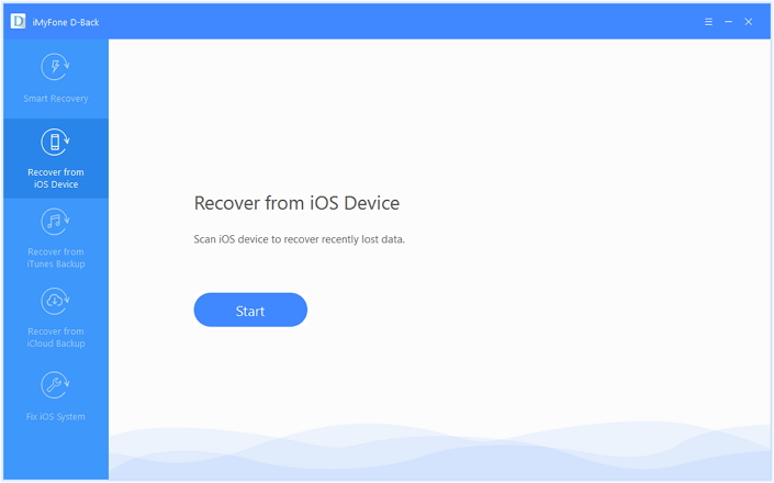 recover data from ios