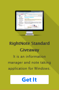 RightNote Standard