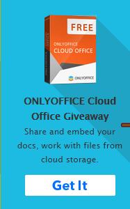 ONLYOFFICE Cloud Office