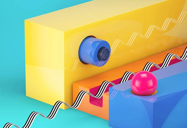 Create Bright & Shiny Textures in Maxon Cinema 4D