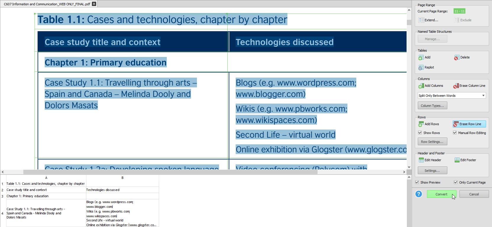 Custom-PDF-Excel-Example