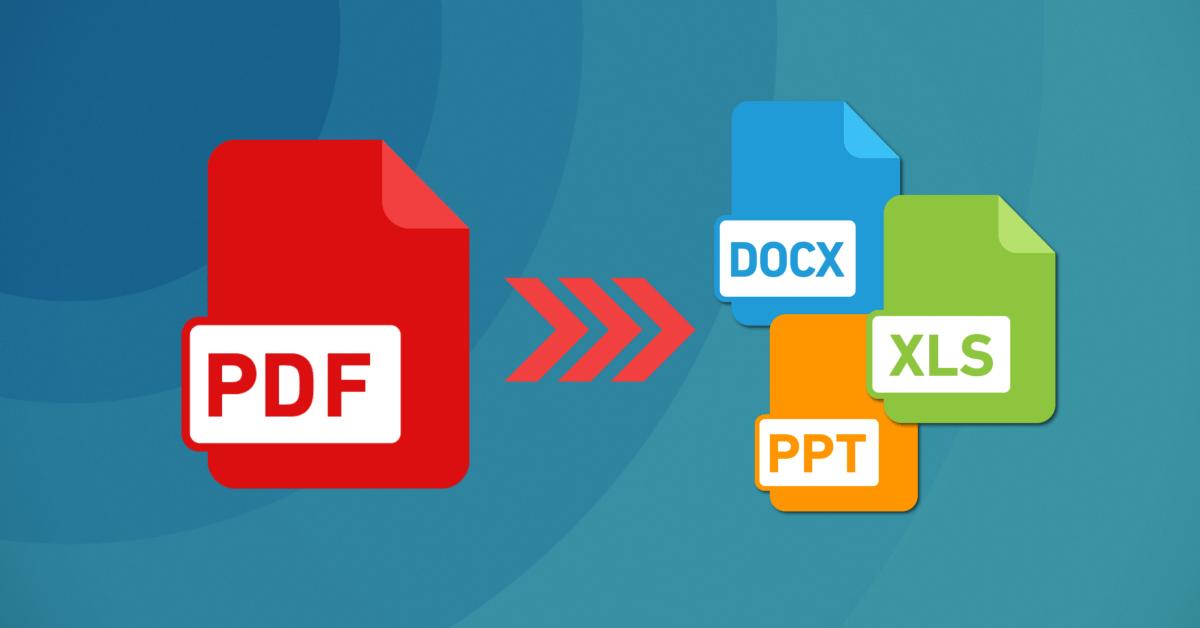 PDF-MSOffice