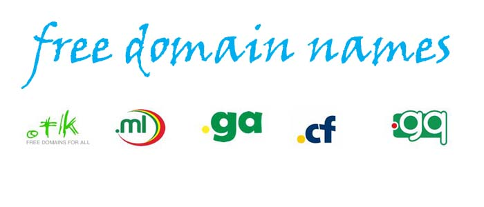free domain name registration