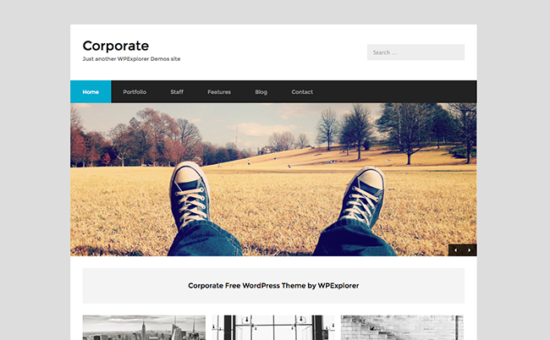 corporate-wordpress-theme