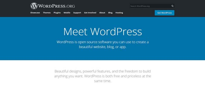 free-blogging-platform-wordpress