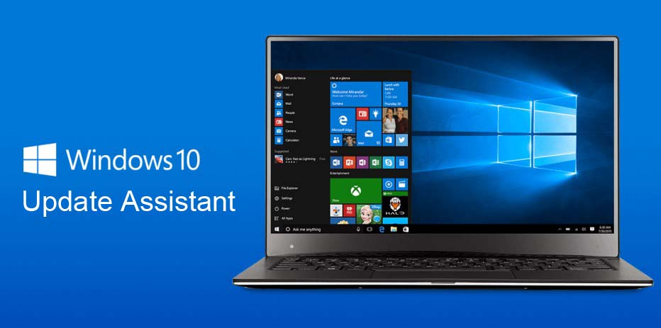 Windows 10 Update Assistant download | PCRIVER
