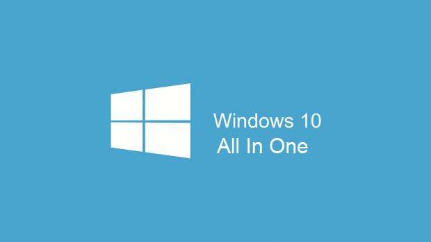 Workstations Windows 10 All in One March 2020 (x64)  V.1909