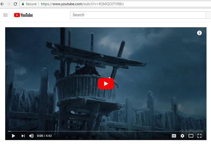 Copy Online Video URL