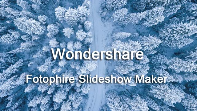 fotophire-slideshow-maker