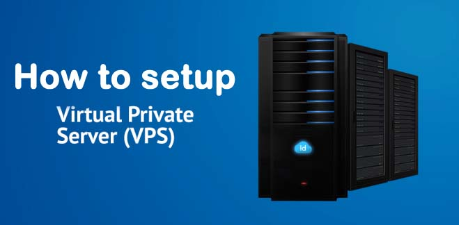 how to setup vps server on digital ocean