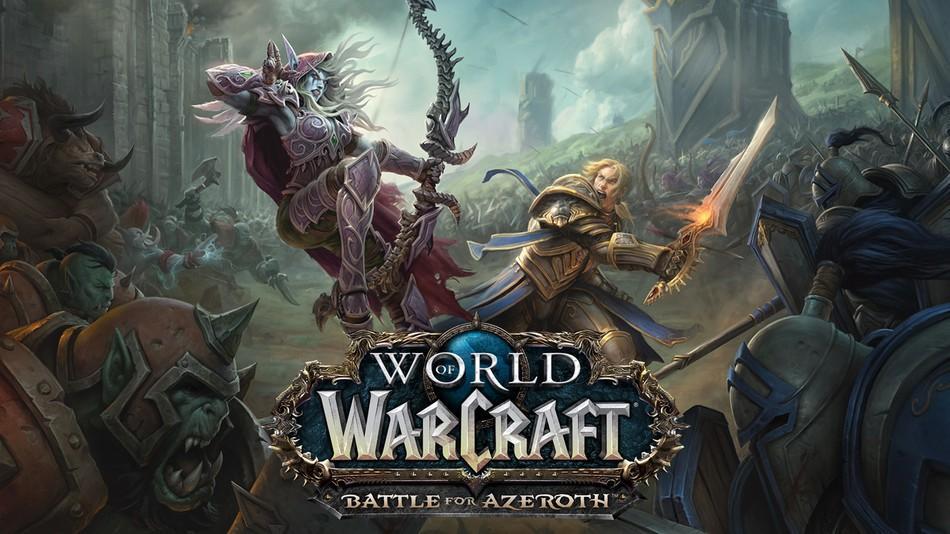 World of Warcraft- Battle of Azeroth