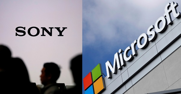 Sony and Microsoft to Explore Strategic Partnership