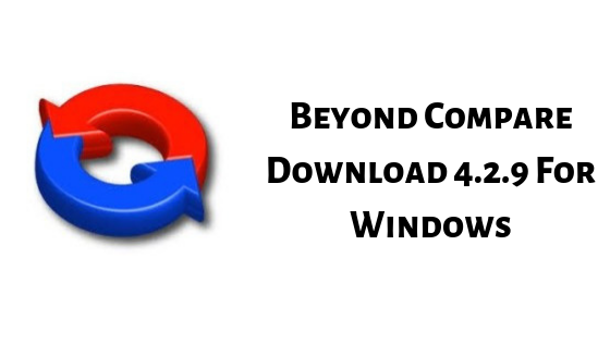 Beyond Compare Download