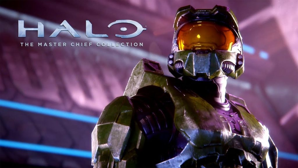 Halo: The Master Chief Collection on PS4