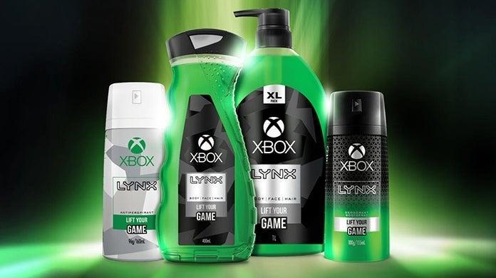 Xbox Body Wash