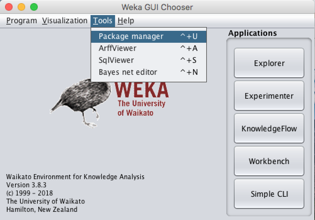 Weka Download