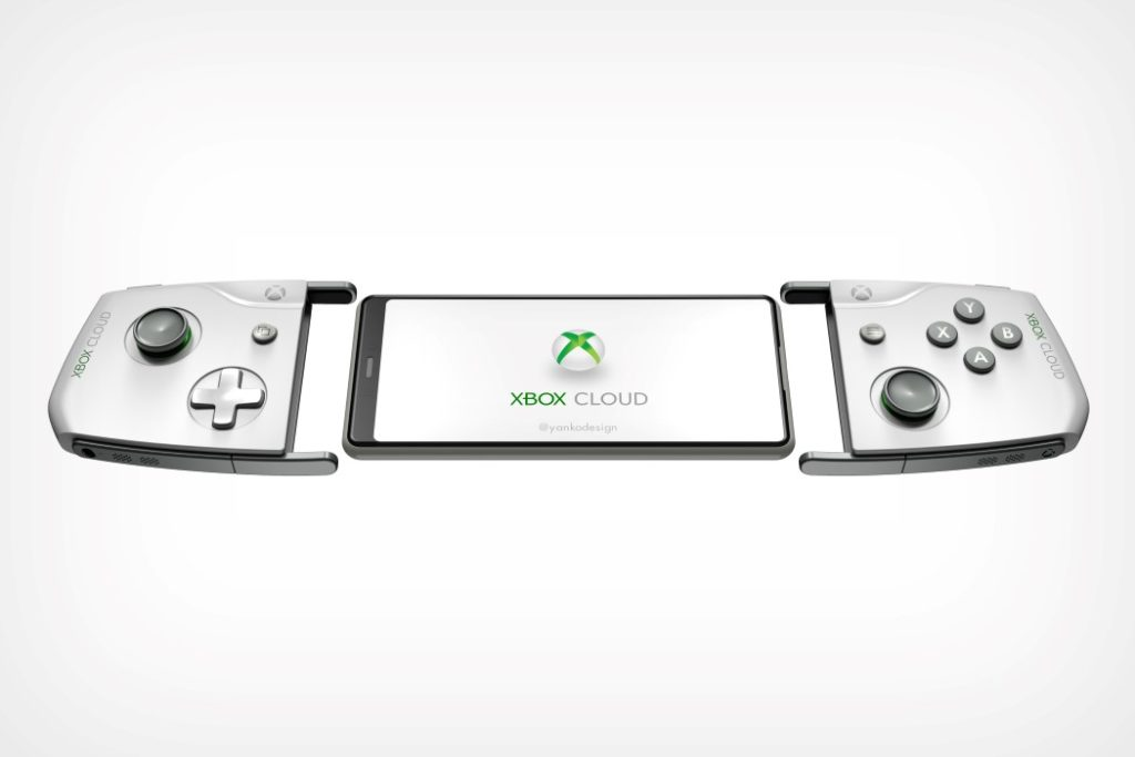Microsoft Files Patents for Hand-Held Xbox Device
