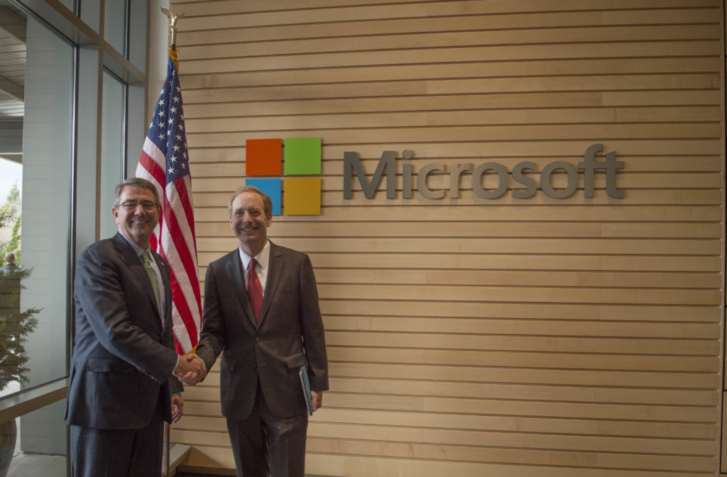 Microsoft Announces $1.5m Cross-Border Economic Development Project