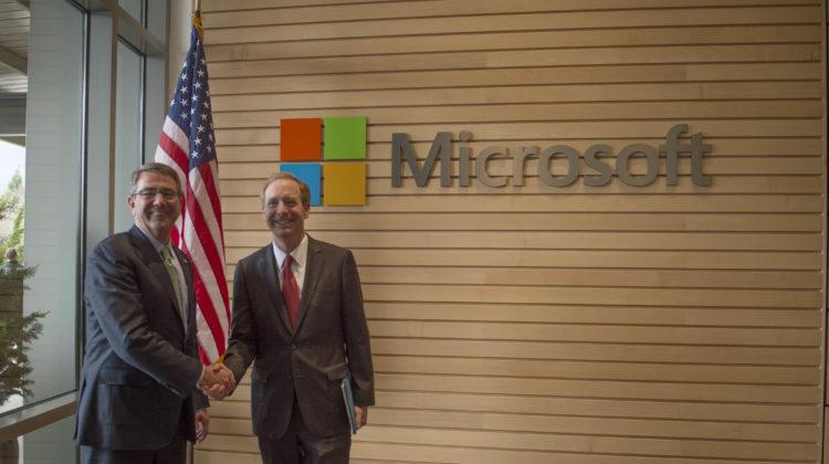 Microsoft Announces $1.5m Cross-Border Economic Development Project