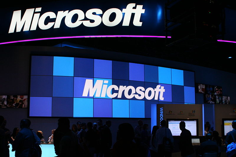 Microsoft Wraps up Its Best Year