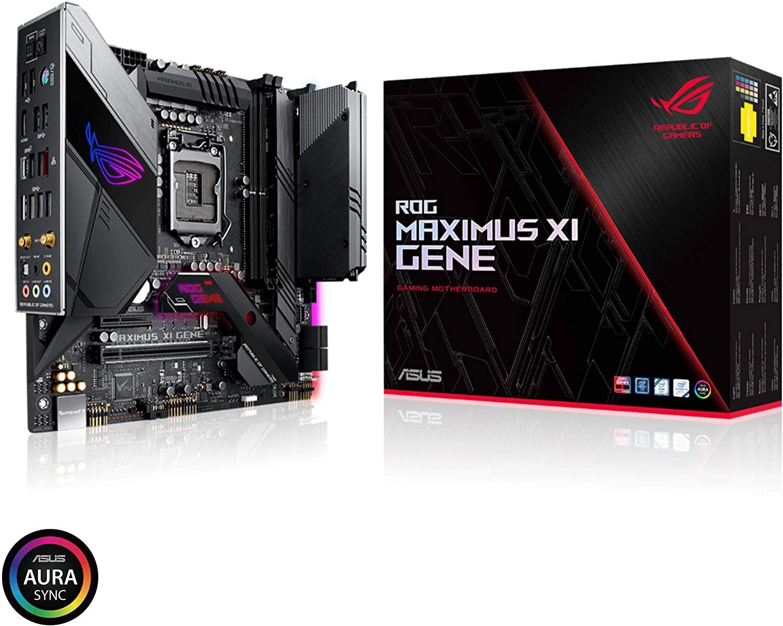 Asus ROG Maximus XI Gene Z390 Gaming